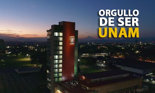 UNAM Video Institucional